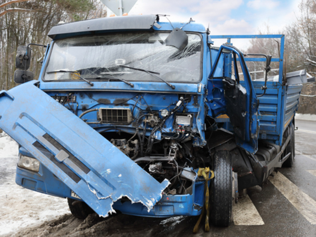 Don't Let a Truck Accident Wreck Your Finances